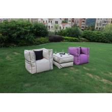 20 Years Factory for Large Garden Bean Bags Soft adult armed chair outdoor bean bag sofa export to Uzbekistan Suppliers