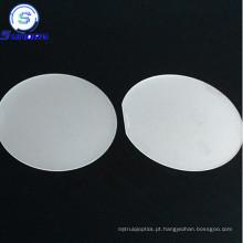 Bolacha de safira EPI 1 polegadas 2 polegadas 3 polegadas 4inches