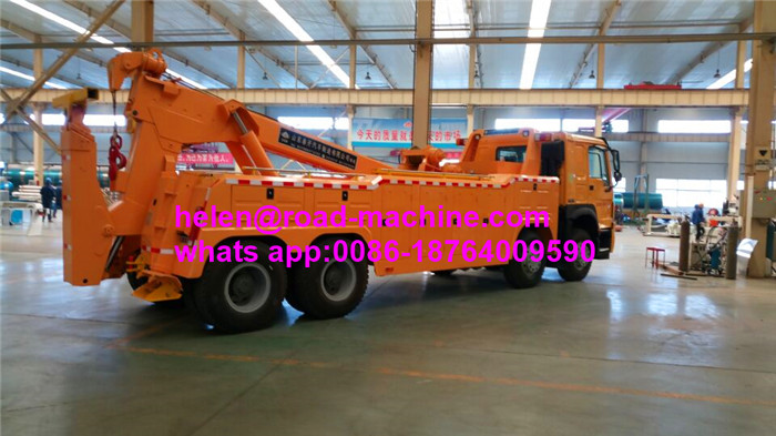 25 Tons Wrecker Tow Trucks