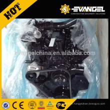 Todo o poder e o motor diesel das marcas usado no carregador da roda e na outra maquinaria