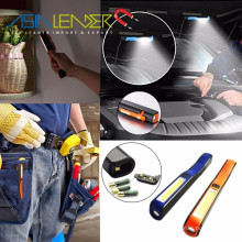 Pour le camping, le ménage, l'atelier, l'automobile Bright 180 Lumen LED Pocket Pen Work Light