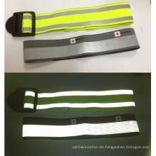 Reflektierendes Armband für Sport Sicherheit