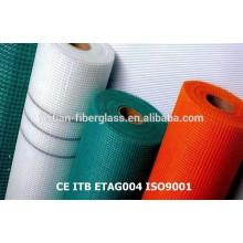 10x10mm 120g / m2 Mesh en fibre de verre en Ukrain / Russia Market