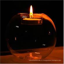 Стеклянный террариум Прекрасная висячая стеклянная свеча