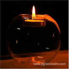 Glass Terrarium Beautiful Hanging Glass Candle