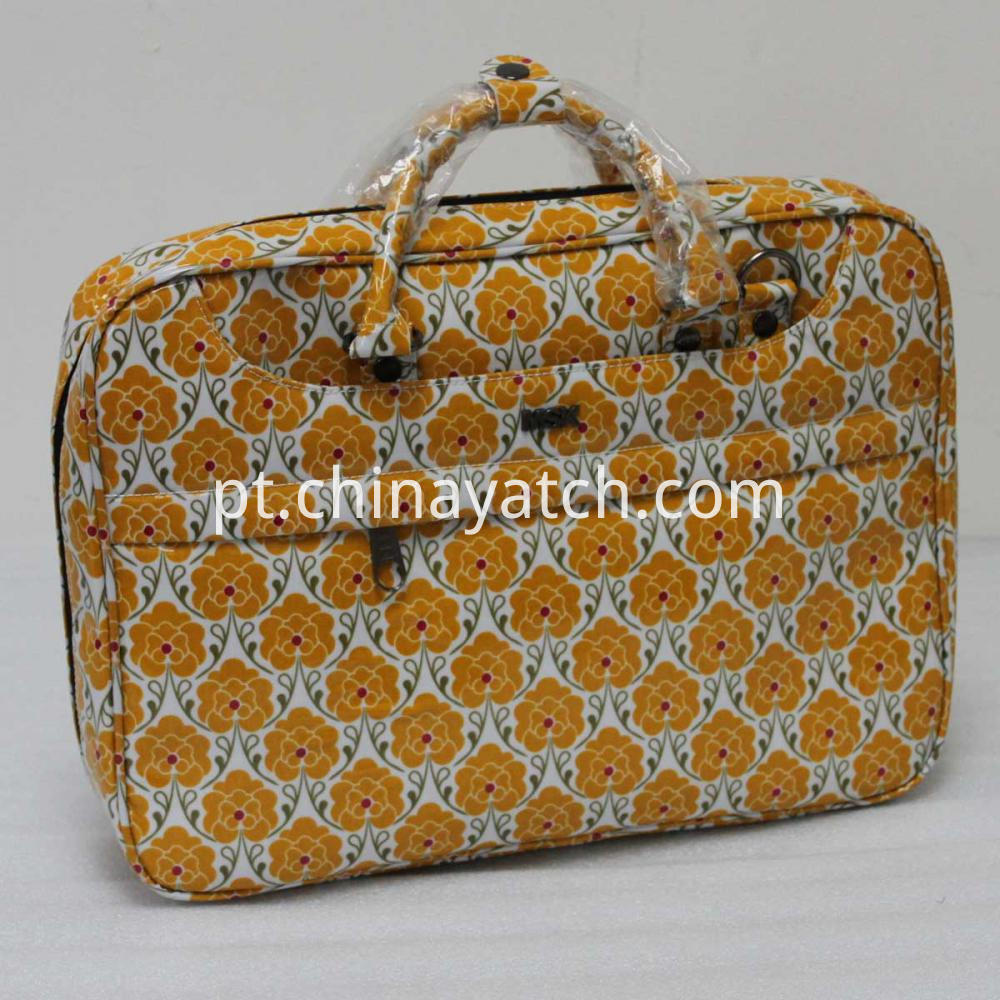 Fashion Printing Laptop Bag