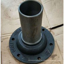 caja de engranajes de transmisión del carro del motor del cojinete del embrague de la tapa del eje JS180-1701040