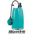 (SDL400C-31) Más bajo de aspiración 1 mm limpio agua/sumergible bomba de agua para la maricultura