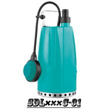 (SDL400C-31) Низкая всасывания 1 мм чистой воды/морской воды погружной насос для марикультуры
