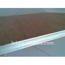 Móveis de madeira de carvalho folheado painel de madeira compensada