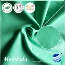 MEISHIDA 100% tecido de tingimento sólido de algodão 16 * 12/108 * 56 twill Factory Price