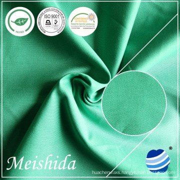 MEISHIDA 100% cotton solid dyeing fabric 16*12/108*56 twill Factory Price