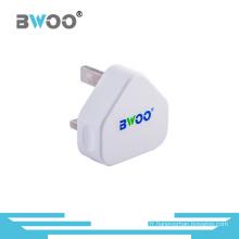 Vente chaude UK Plug Simple USB Voyage Chargeur