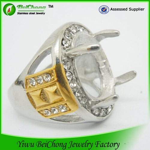 Big Stone Ring Designs