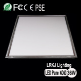 Best price led flat panel light 60*60 CE ROHS PSE approved 36w 40w 48w led panel