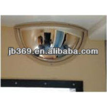 30mm 180 Degree Viewing Angle Half Dome Mirror