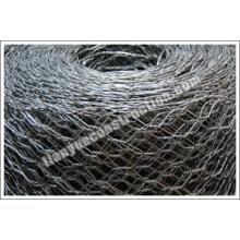 Galvanized and PVC Coated Hexagonal Wire Netting (TYC-026)
