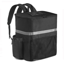 Lightweight Waterproof Cooler Backpack Pizza Bag Thermal Insulated Food Delivery Backpack