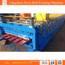 Double Layer Metal Roof Profile Forming Machine
