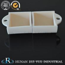 Керамические тигли Ruiyue глинозема с высоким качеством
