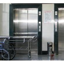 Ascenseur d'hôpital XIWEI, ascenseur médical, ascenseur de lit pour patient