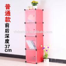 Hauptgarderobe \ bunte vier Fußböden quadratische Garderobe \ kreativer Garderobe empfangen Rahmen