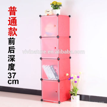 Home Wardrobe \Colorful Four Floors Square Wardrobe\Creative Wardrobe Receive Frame