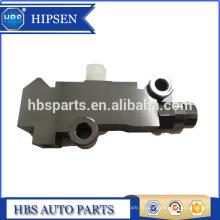 GM Scheiben- / Scheiben-Einzelfunktions-Bremsproportionierungsventil Messing schwarz beschichtet PV4BB