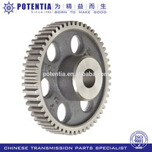 High quality and reliable industrial sewing machine gear / machine part