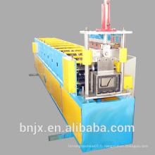 Canalisation de l'eau en métal de la gouttière machine de formage du laminage à froid