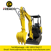 Prices For 0.8 Ton Mini Excavator