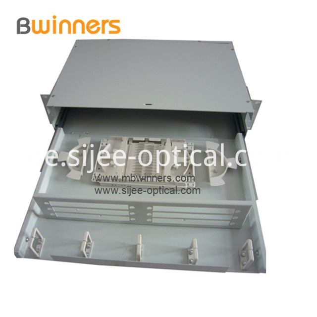 Rack Mount Fiber Optical Distribution Box