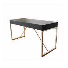 New Design Furniture Office Table with Metal Leg