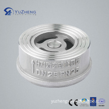 H71W Disc Type Wafer Check Valve