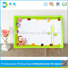 PVC Plastic Type whiteboard and Drawing Board Type for children
