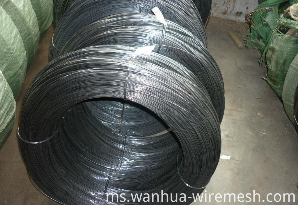 0.8MM diameter round shape Small coil tie wire (3)