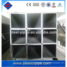 Thick wall square, rectangular, round steel tube steel pipe