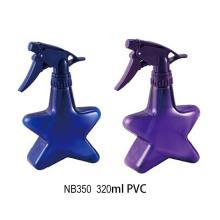 Botella pulverizadora de plástico para limpieza doméstica (NB383)