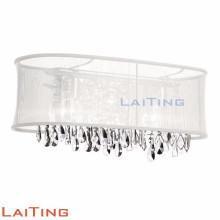 Lámpara de pared moderna de interior de cristal del hotel contemporáneo de la decoración 32328