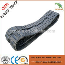 Rubber Track For Mini Excavator