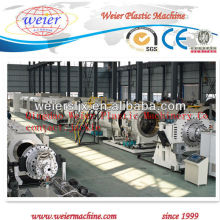CE certificate with HDPE Pipe machine,PE PP pipe making machine