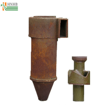 Boiler Industrial Used dust collector cyclone filter with Long Service Life