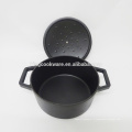 Batterie de cuisine en fonte émaillée européenne / Casserole / Pots / Pots à ragoût