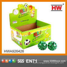 2.5 Inch Soft PU Watermelon Ball (24pcs in one display box)