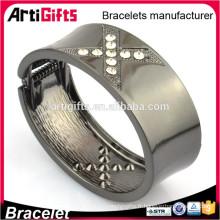 Wholesale une direction bracelet bracelets hommes bracelets noir