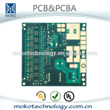 from manufacturer 2 layers green ENIG 94v0 pcb board