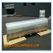 25 Micron Non Corona Behandelte Polyesterfolie zum Bedachung