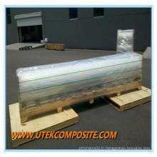 Film de polyester traité non corona de 25 microns pour toiture
