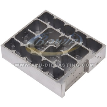 Aluminum Die Casting Telecommunication Communication Accessories