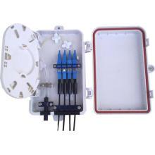 1*16 1*32 FTTH Outdoor Optical Fiber Distribution Box / Cable Terminal Box 4 cores 8 cores 16 cores